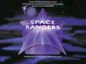 Image 2. The Space Ranger logo from TV Share.